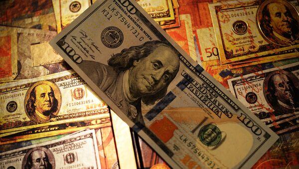 I soldi, dollari americani - Sputnik Italia