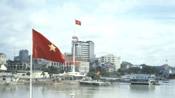 La bandiera del Vietnam - Sputnik Italia