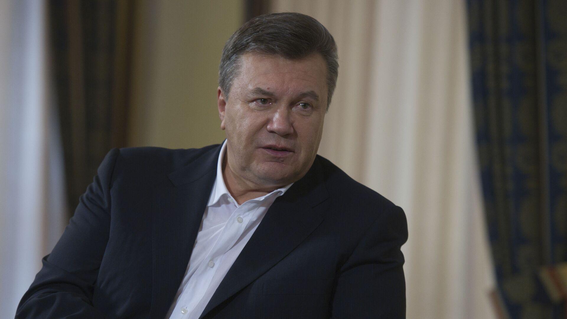 Viktor Yanukovych - Sputnik Italia, 1920, 17.08.2021