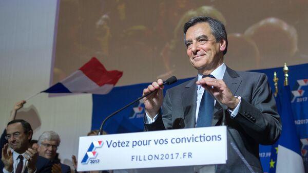François Fillon - Sputnik Italia