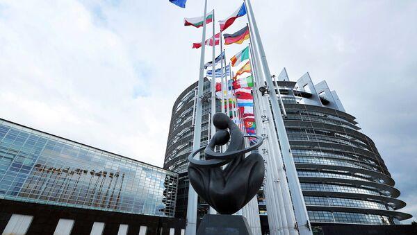 La sede dell'Europarlamento a Strasburgo - Sputnik Italia