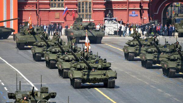 I carri armati T-90. - Sputnik Italia