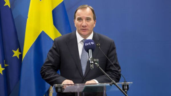 Премьер-министр Швеции Стефан Левен - Sputnik Italia