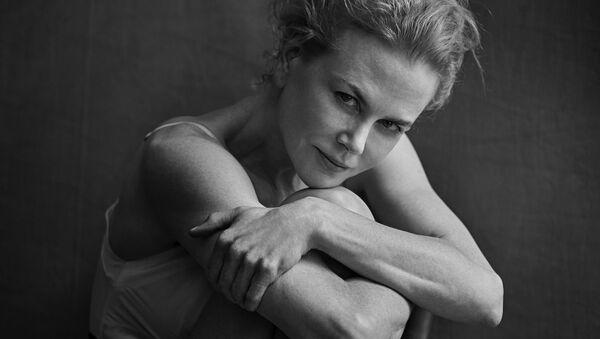 Nicole Kidman per calendario Pirelli 2017 - Sputnik Italia