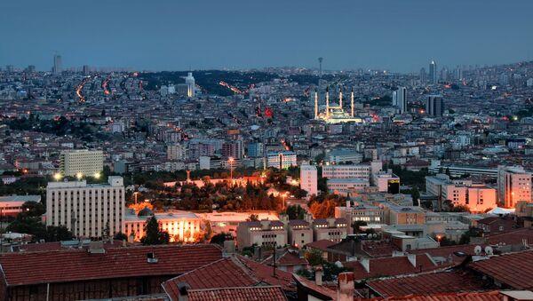 Ankara, Turchia - Sputnik Italia