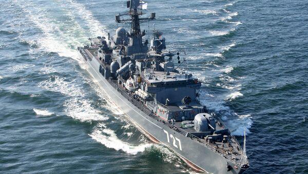 Nave di pattugliamento russa Yaroslav Mudry - Sputnik Italia