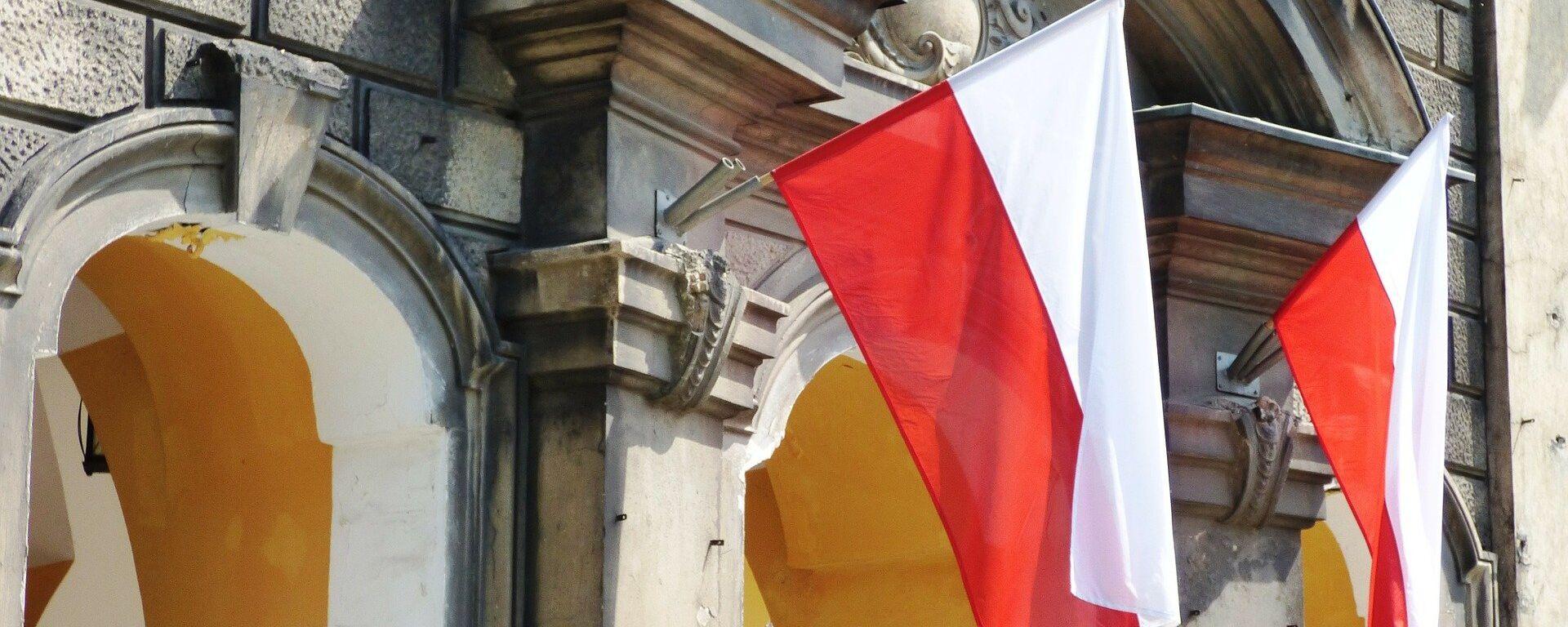 Bandiera della Polonia - Sputnik Italia, 1920, 07.10.2021