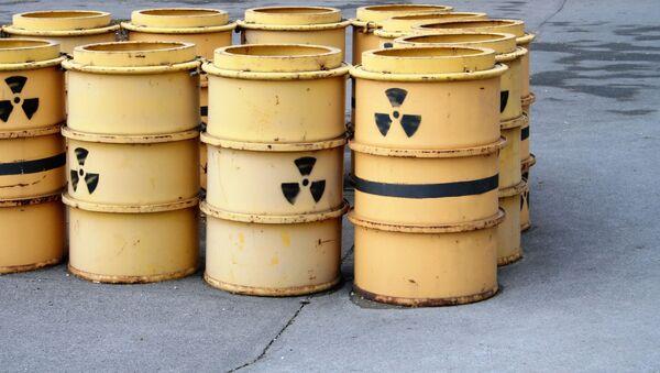 Scorie radioattive - Sputnik Italia