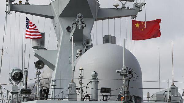 Una nave cinese - Sputnik Italia
