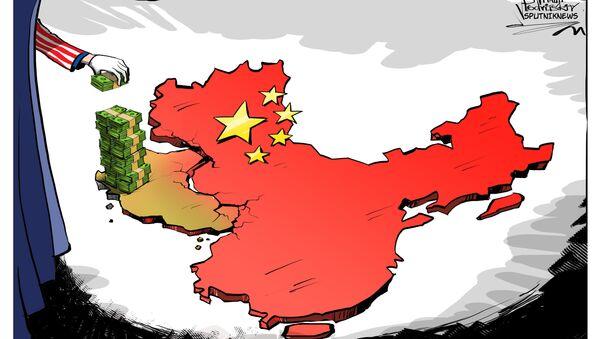 Cina - Sputnik Italia
