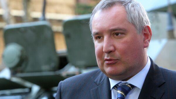 Dmitry Rogozin - Sputnik Italia