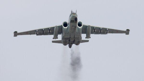 Su-25SM - Sputnik Italia