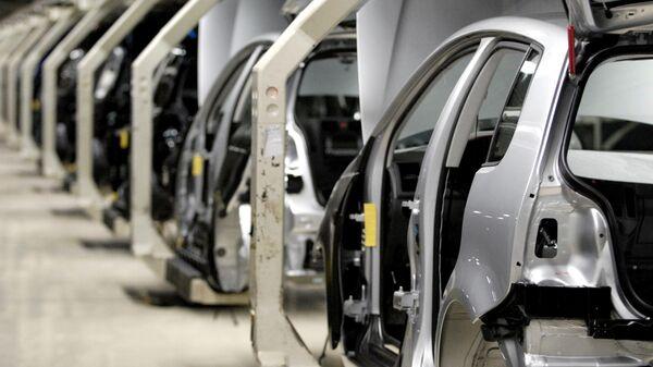 Fabbrica di automobili - Sputnik Italia