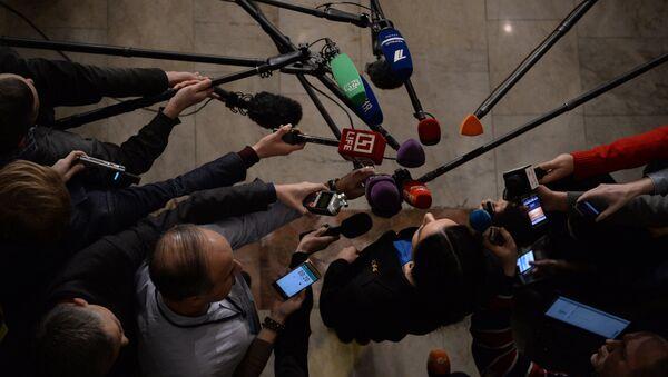 Mass media russi - Sputnik Italia