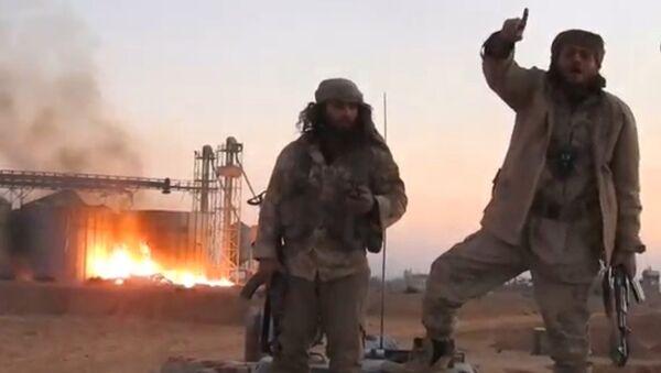 Combattenti del Daesh a Palmira - Sputnik Italia