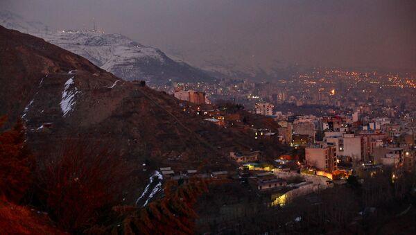 Iran, Teheran - Sputnik Italia