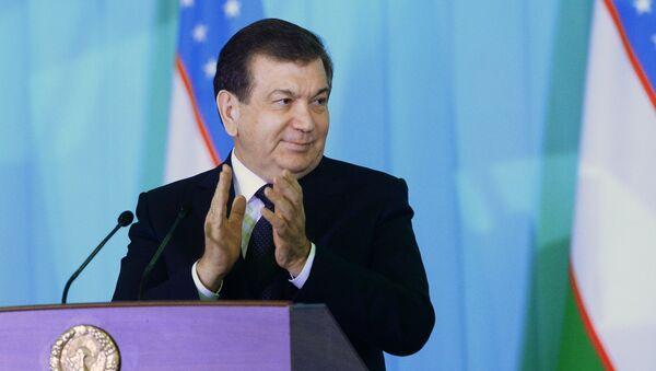 Il Presidente dell'Uzbekistan, Shavkat Mirziyoyev - Sputnik Italia