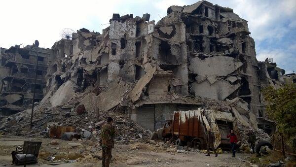 La situazione ad Aleppo - Sputnik Italia