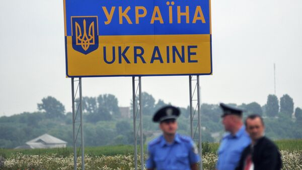 International crossing point Ugrinov-Dolgobichuv at Ukrainian-Polish state border - Sputnik Italia