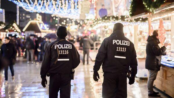 Polizia a Berlino - Sputnik Italia