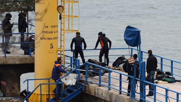 operazioni di salvataggio nel mar nero - Sputnik Italia