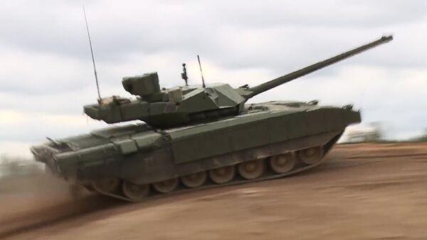 Tank russo T-14 Armata - Sputnik Italia