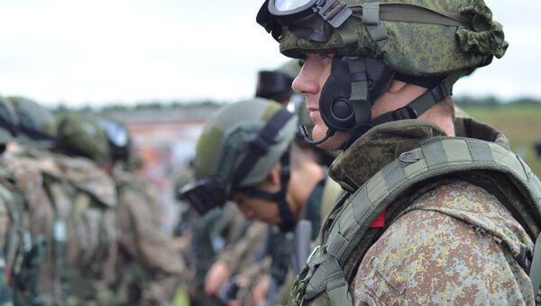 Uomini della Guardia Nazionale russa - Sputnik Italia