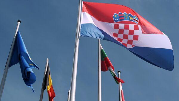 Bandiera della Croazia - Sputnik Italia