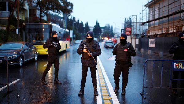 Poliziotti ad Istanbul - Sputnik Italia