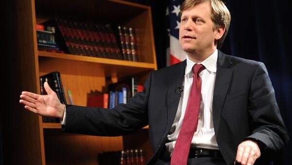 Michael McFaul - Sputnik Italia