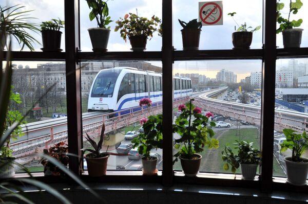 La monorotaia di Mosca. - Sputnik Italia