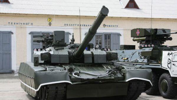 Tank ucraino T-84U Oplot - Sputnik Italia