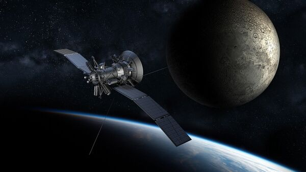 Satellite. (File) - Sputnik Italia