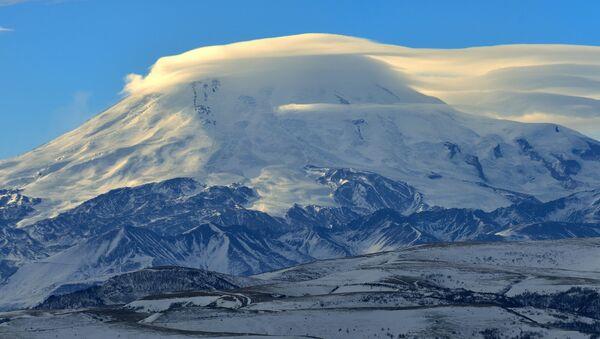 Il panorama di Elbrus - Sputnik Italia