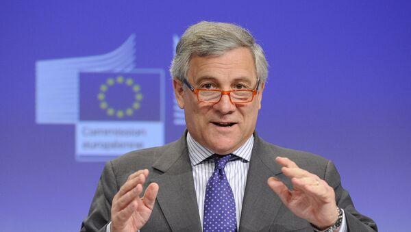 Antonio Tajani, presidente dell'Europarlamento - Sputnik Italia