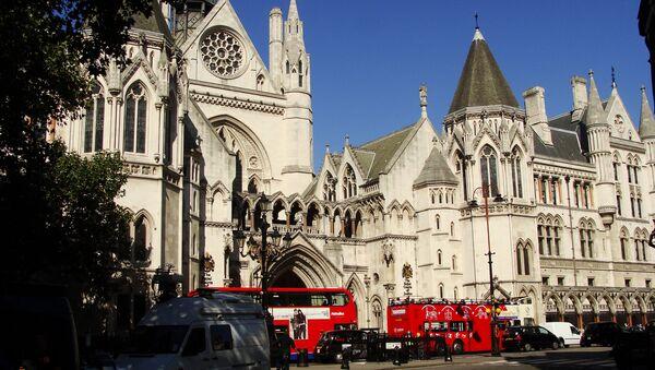 L'Alta Corte di giustizia di Londra. - Sputnik Italia