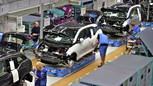 Industria automobilstica - Sputnik Italia