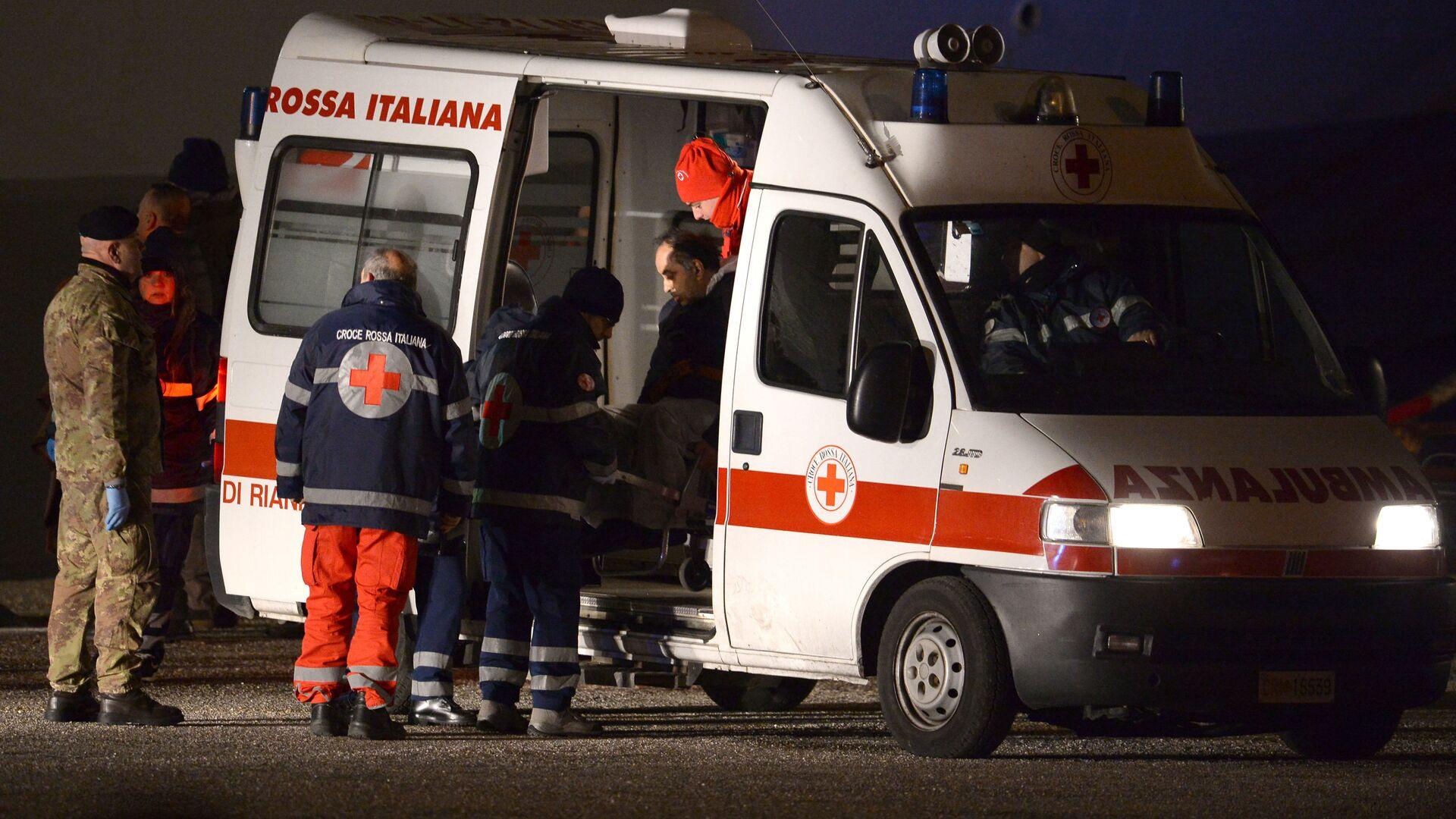 Ambulanza - Sputnik Italia, 1920, 30.09.2021