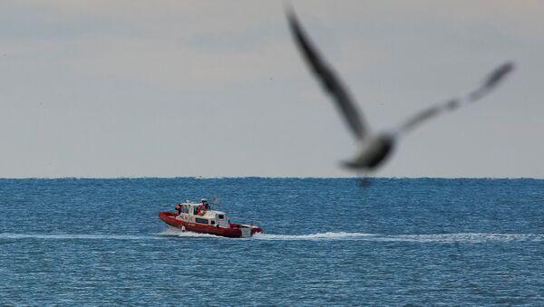 Battello dell'Emercom russo sul Mar Nero - Sputnik Italia