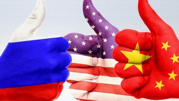USA-Cina-Russia - Sputnik Italia