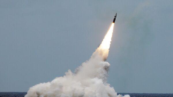 Missile SSBN - Sputnik Italia