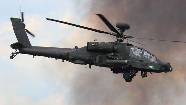 Apache - Sputnik Italia