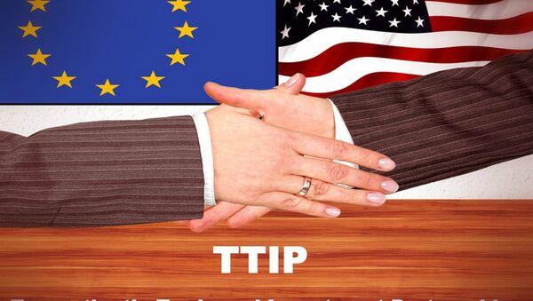 TTIP - Sputnik Italia