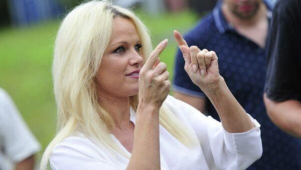Pamela Anderson - Sputnik Italia