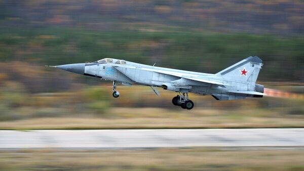 MiG-31 - Sputnik Italia