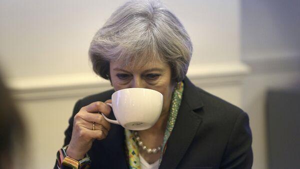 Premier britannico Theresa May - Sputnik Italia