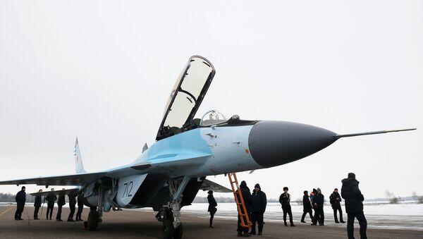 Il caccia russo MiG-35 - Sputnik Italia