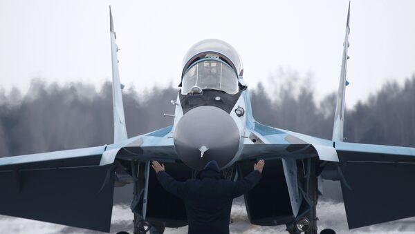 La presentazione del MiG-35 - Sputnik Italia