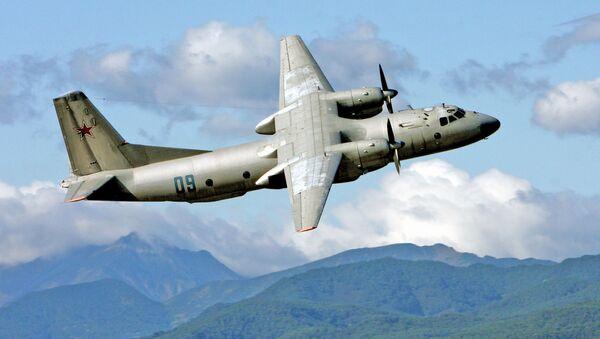Un Antonov An-26 - Sputnik Italia