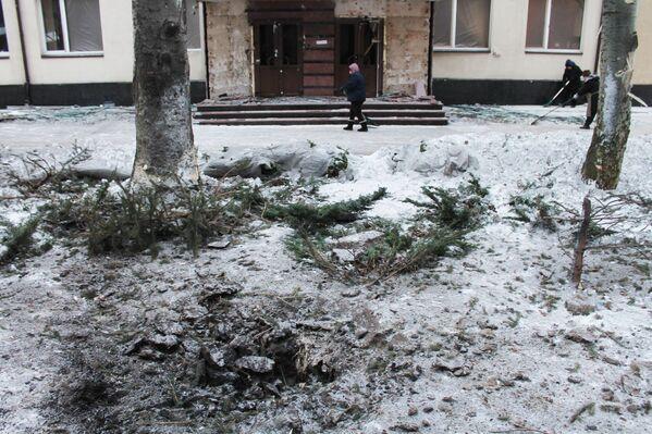 La situazione nel Donbass. - Sputnik Italia